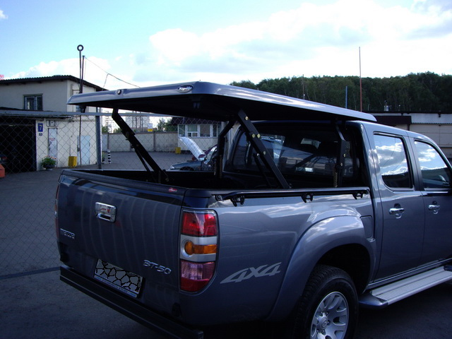крышка кузова ford ranger