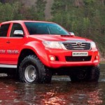 Премьера Arctic Trucks Hilux AT38 6Х6
